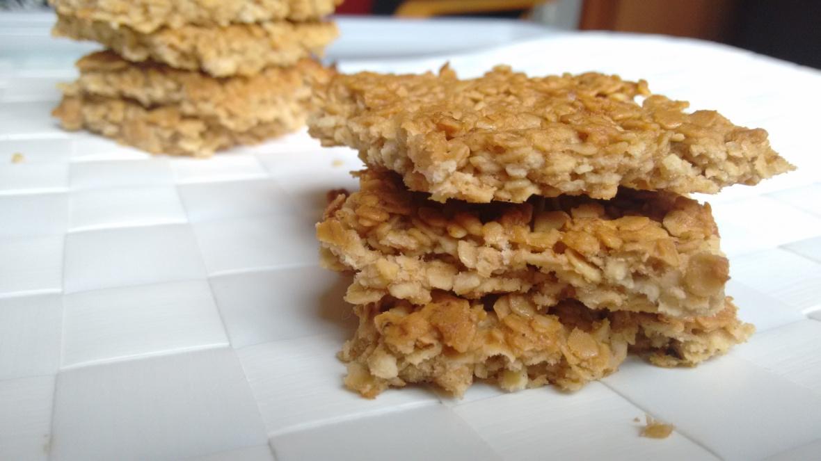 oatmeal bar 3 ingredients