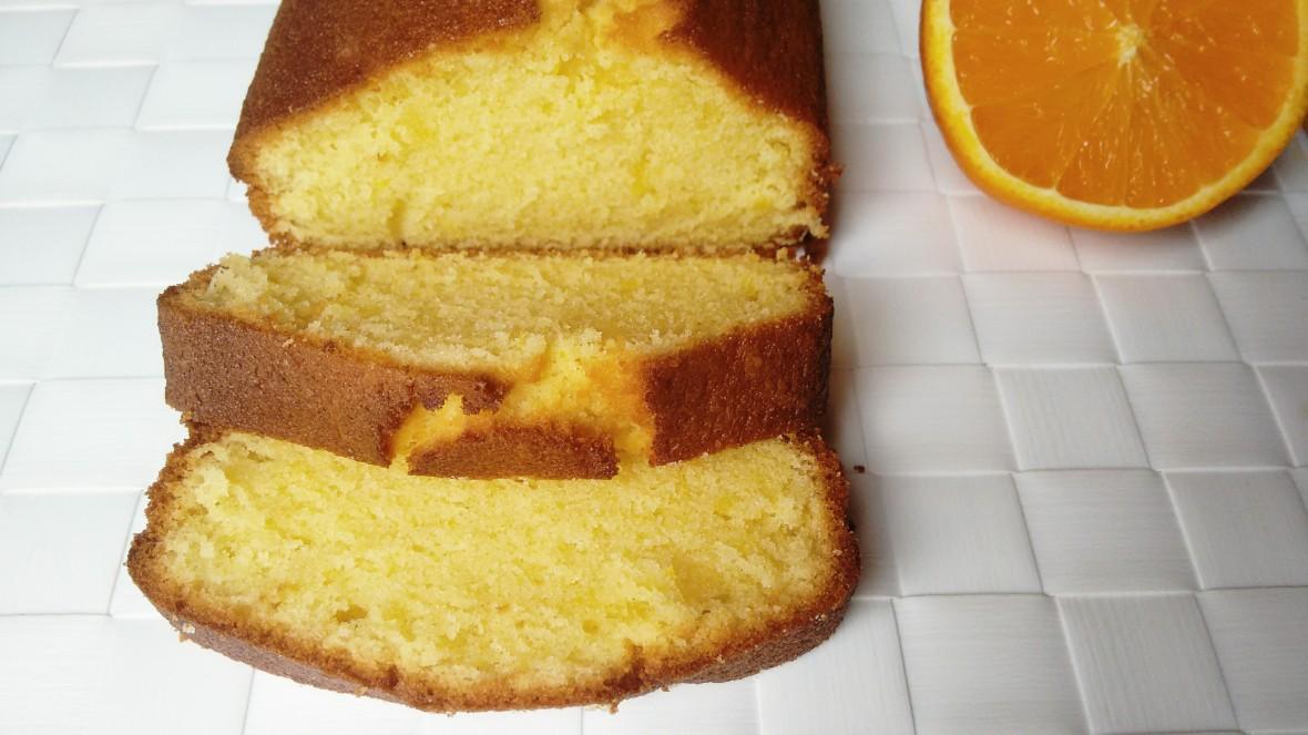 orange cake extra fluffy