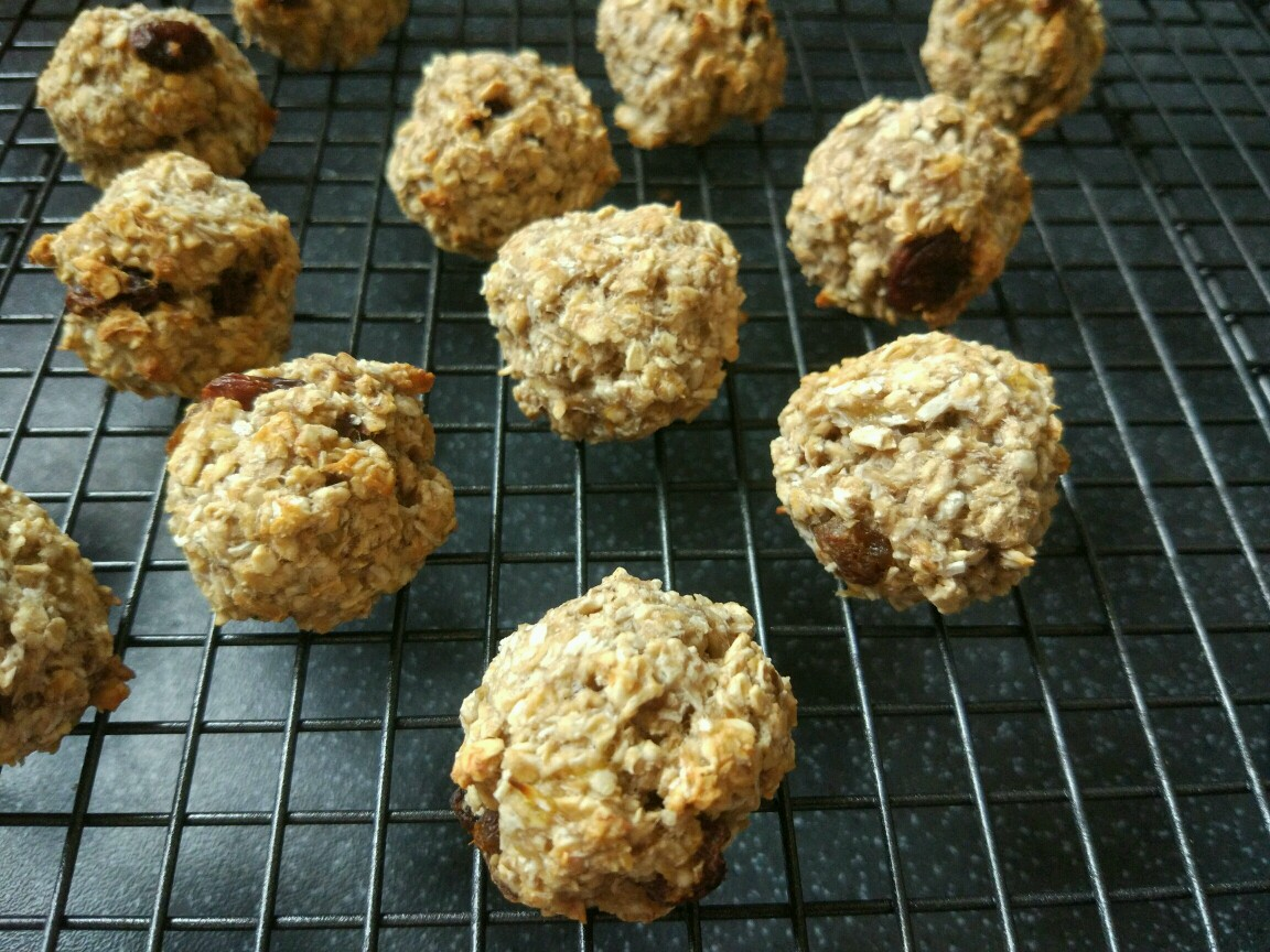 oatmeal balls recipe